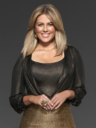 Samantha Armytage says her new reality show has integrity. Picture: Supplied