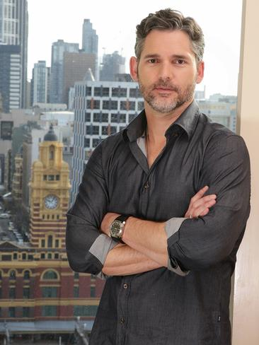 Eric Bana is promoting new film  <i>Deliver Us From Evil</i>, much of which was filmed at night in the Bronx.