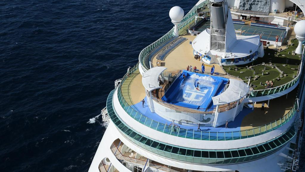 Royal Caribbean Cruise Sale To The South Pacific From 75