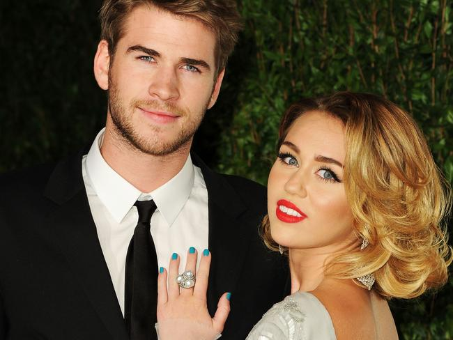Hemsworth and Cyrus were engaged before they split up more than a year ago.