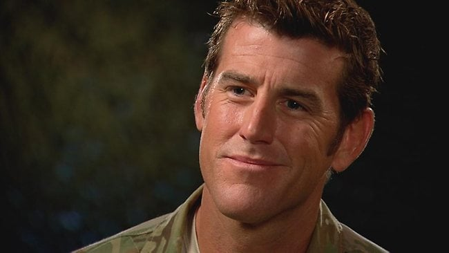 Ben Roberts-Smith was awarded the Victoria Cross for an act of bravery in Afghanistan.