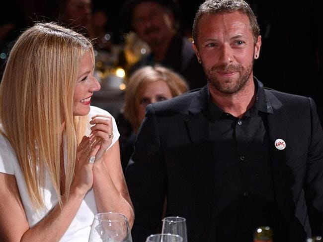 The news comes just a month after she announced her separation from husband Chris Martin.