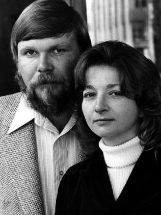 George and Kathleen Lutz wrote The Amityville Horror - a True Story. Picture: Supplied.