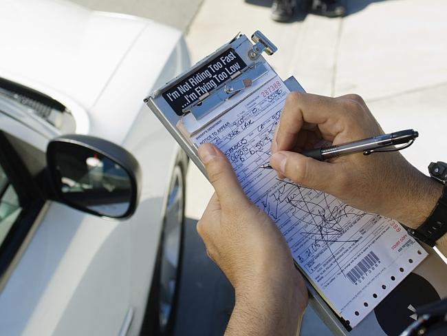 Parking inspectors may be one of those professions few people would miss.