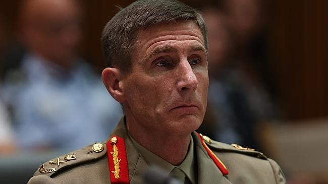 Lieutenant General Angus Campbell will be the next Chief of the Army.