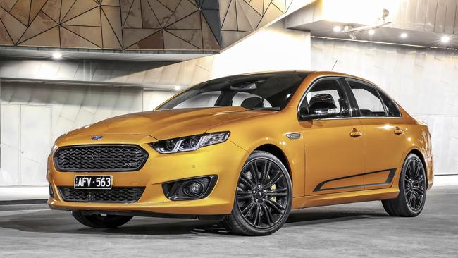 Last Ever Ford Falcon XR Sprint Editions Go On Sale Sell Out Straight Away