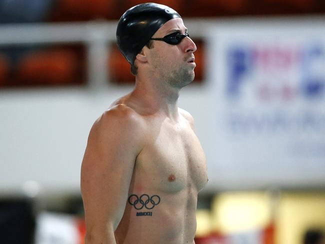 James Magnussen posed an interesting question.