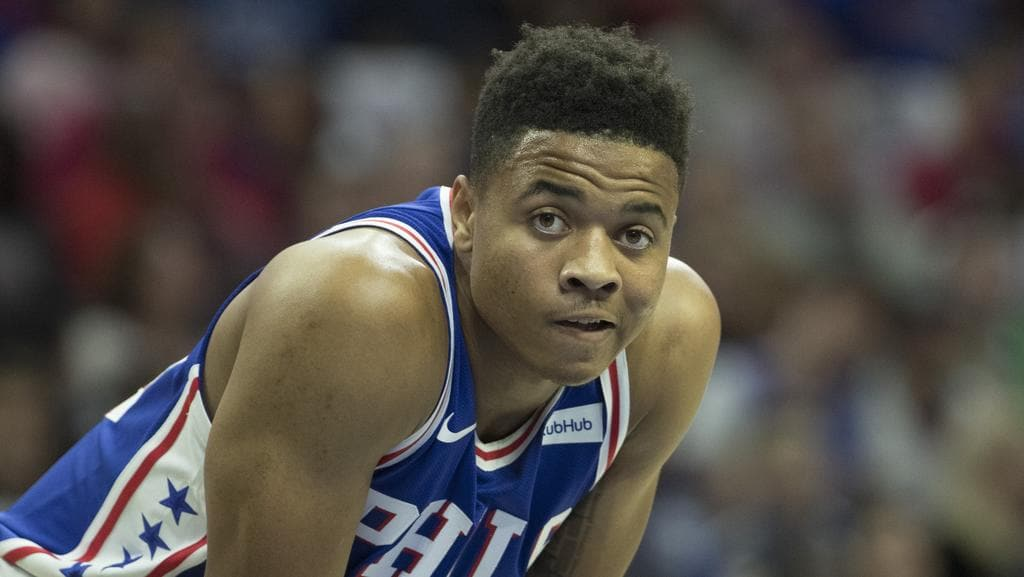 NBA Markelle Fultz Philadelphia 76ers virtual reality ...