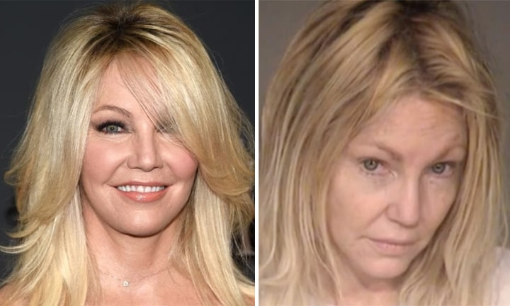 Heather Locklear placed under 'psychiatric hold' after suffering breakdown
