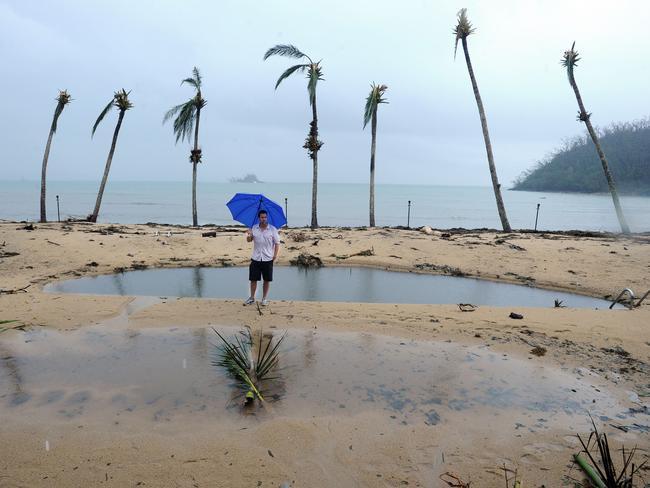 Dunk Island Is Rebuilt