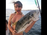 """Margot Robbie, the personal collection... """"Fish are friends not food! #HappyEarthDay"""" Picture: Instagram"""