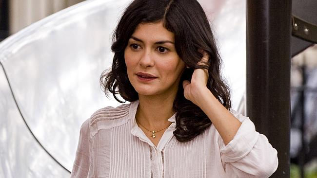 Audrey Tautou is the very image of French beauty.