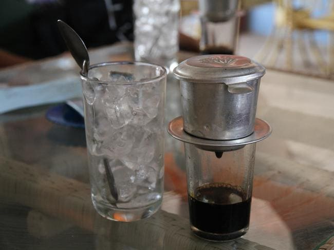 Coffee in Vietnam. Picture: Peyman Zehtab Fard