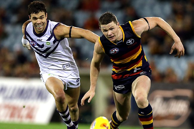 Crows v Freo