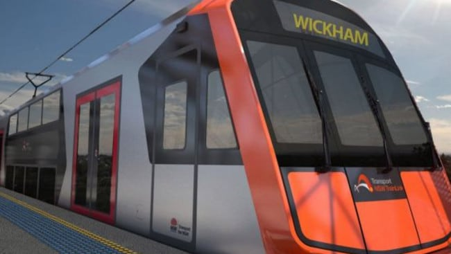 NSW's $2bn new train fleet is too wide for the tunnels
