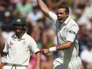 New Zealand v Australia - 1st Test: Day 1