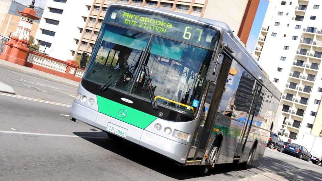 Perth bus routes timetables changed from february 1 for Bus timetable perth 85