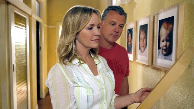 Packed to the Rafters final episode, Rebecca Gibney, Erik Thomson, 2013