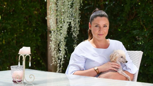 Emma Maguire is saving to buy a house and considering CoVESTA. Picture: AAP/Sue Graham