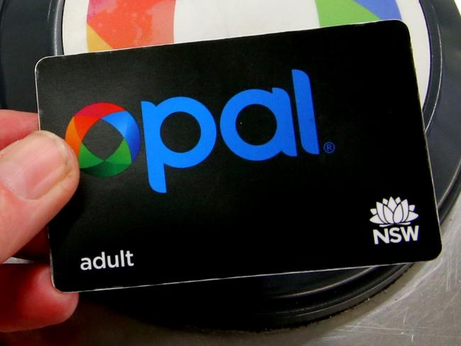 Pic of  Opal card being swiped.Paper tickets will no longer be issued at train stations, you will need to use an opal card. Please shoot queues at central station for ticket machines and at ticket windows.