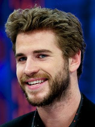 Good intentions ... Liam Hemsworth aims to add to society. Picture: Juan Naharro Gimenez/Getty Images