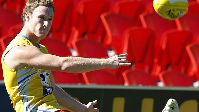 Brandon Matera will make a welcome return to the Suns' line-up in 2014.