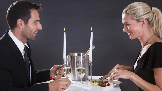 Ladies are taking the lead on booking restaurant reservations, new figures show. Picture: Thinkstock