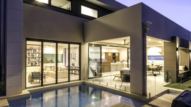 20 Million Homequest Display Village In Kellyville To Showcase Luxury Designs Dailytelegraph