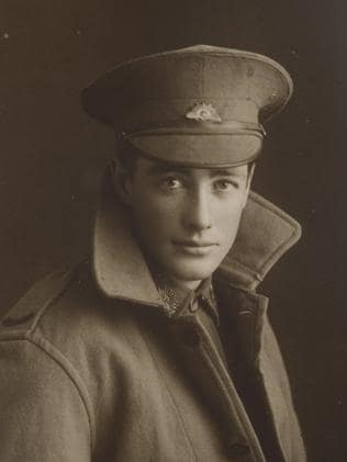 Reginald Gardiner. Portraits of War exhibition. State Library of NSW.