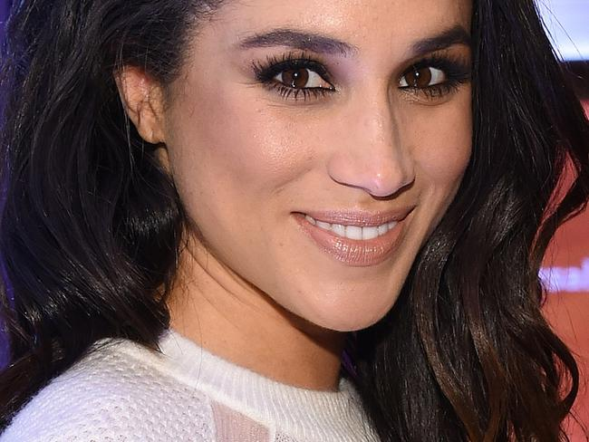 "Meghan Markle in TV series  SUITS NBCUNIVERSAL EVENTS -- NBCUniversal Summer Press Day, June 2015 -- Red Carpet -- Pictured: Meghan Markle from ""Suits"" on USA Network -- (Photo by: Mike Coppola/NBC/NBCU Photo Bank via Getty Images)"