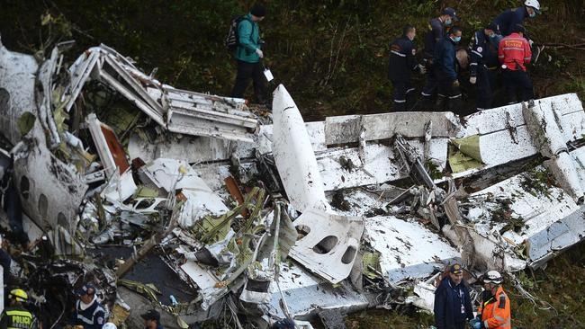 76 people have been killed in what is the world's deadliest air disaster this year.