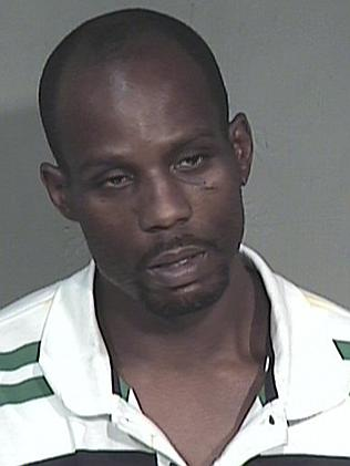 Rapper and criminal DMX ... Chosen to fight Geoge Zimmerman. (AP Photo/Maricopa County Sheriff's Office)