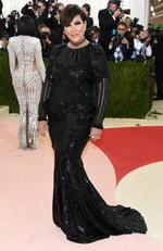 "Kris Jenner attends the ""Manus x Machina: Fashion In An Age Of Technology"" Costume Institute Gala at Metropolitan Museum of Art on May 2, 2016 in New York City. Picture: Larry Busacca/Getty Images"