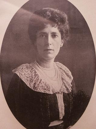 'A strong bond' ... its founder, Lady Helen Munro Ferguson.