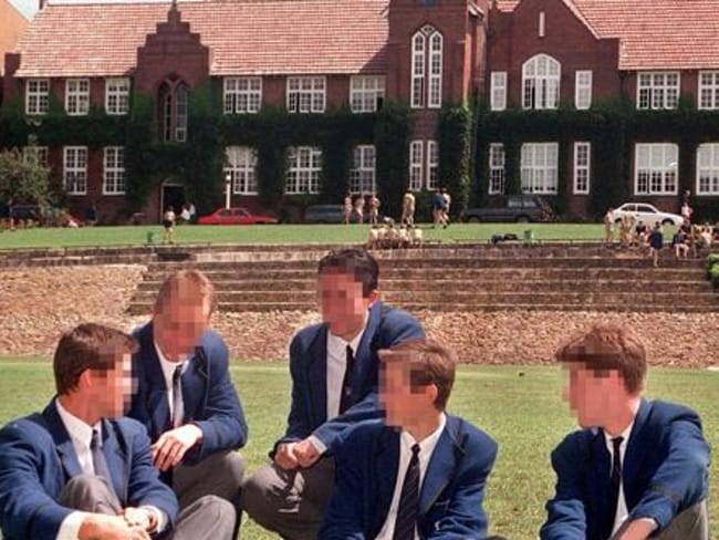 Shocking allegations of abuse at prestigious boys school Knox Grammar.