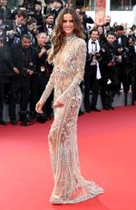 "Izabel Goulart attends the ""The Beguiled"" screening during the 70th annual Cannes Film Festival at Palais des Festivals on May 24, 2017 in Cannes, France. Picture: Getty"
