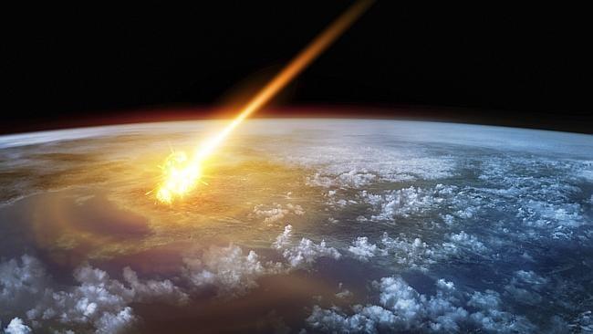 Thankfully the chances of global apocalypse taking your life are low. Picture: Thinkstock