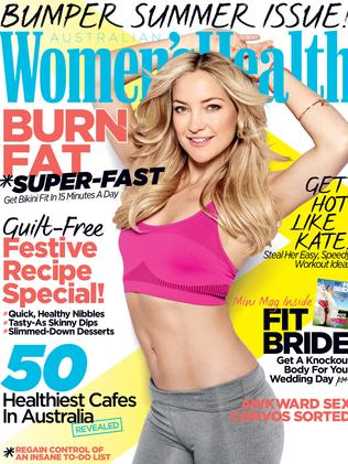This month's Women's Health.