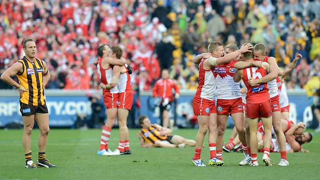 The AFL Grand Final is always a highlight in September.