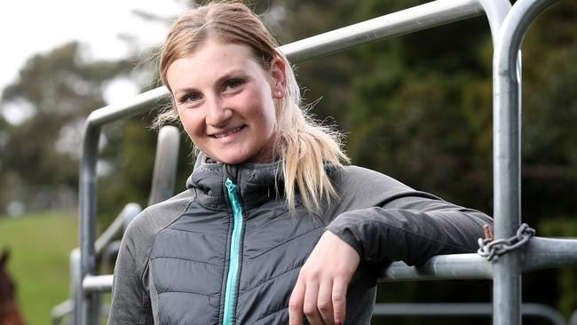 Jamie Kah will join forces with Team Hayes at Pakenham on Thursday night. Picture: Calum Robertson