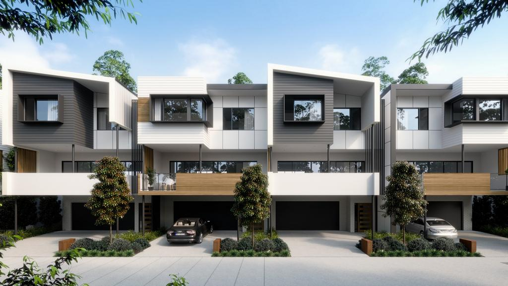 Mirvac announces plans for hundreds of new homes at arana for Mirvac home designs