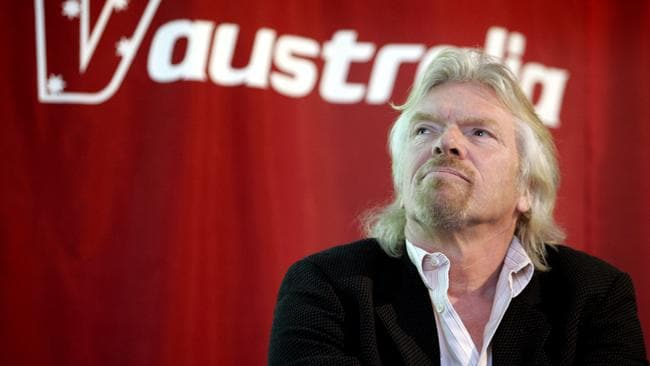 Richard Branson's story of founding Virgin Group has provided inspiration to plenty of would-be business owners.
