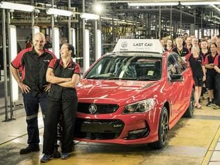 Supplied Cars Holden