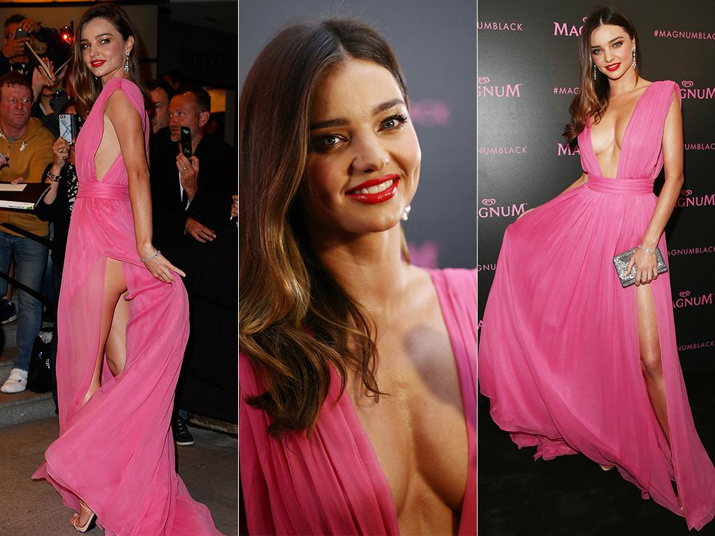 Miranda Kerr attends the 2015 Cannes Film Festival. Pictures: Getty