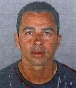 <p>Brazilian dance instructor Alex Da Silva is shown in this Los Angeles Police Department booking mug shot takem follwing his April 4, 2009 arrest. The salsa dance instructor who performed on the U.S. television show 'So You Think You Can Dance' has been arrested in Los Angeles on suspicion of sexually assaulting four students, police said.</p>