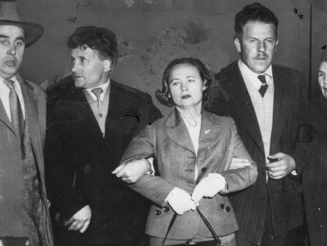 petrov affair The petrov affair was a series of events in the 1950s that were seen as australia's own, real, cold war spy thriller these events culminated in the defection of a russian spy called vladimir petrov, and his wife evdokya, to australia.