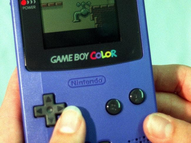 Nintendo returns with Game Boy 2.0