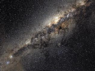 The view of the Milky Way