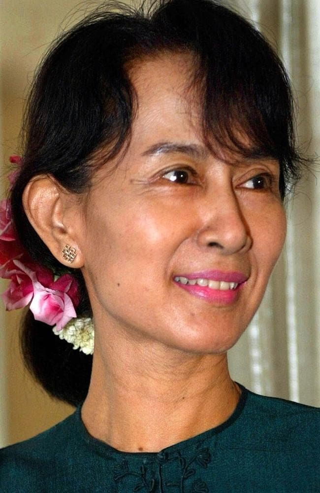 Aung San Suu Kyi fought for years to free Myanmar from a military junta and create a democracy.
