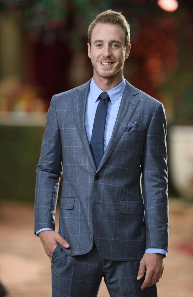 The Bachelorette Australia 2017 Contestant Bingham Is Vying For Sophie Monks Heart Picture TEN